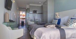 Junior Suite estándar vista jardín Hotel Coral Ocean View