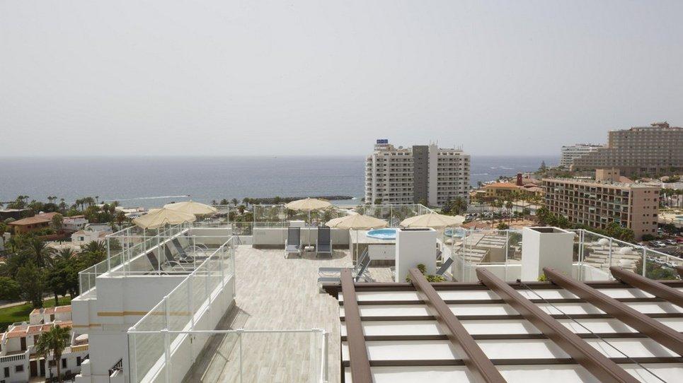 Terraza Hotel Coral Ocean View