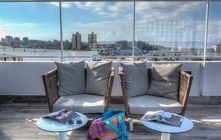 Zonas comunes Hotel Coral Ocean View