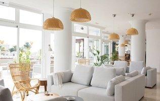 Lobby Hotel Coral Ocean View